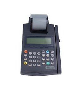 Nurit 2085 Credit Card Terminal/Thermal Printer