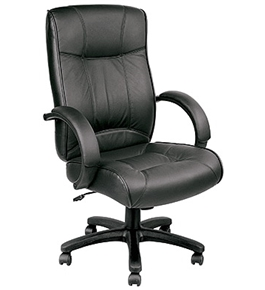 ODYSSEY LE9406 LEATHER EXECUTIVE CHAIR