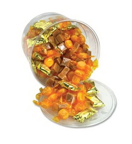 Office Snax OFX00015 Butterscotch Creamy & Smooth Delights Candy Butterscotch