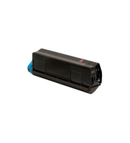 Printer Essentials for Okidata C3100/C3200-Magenta Hi-Yield (MSI) - MSI42804538 Toner
