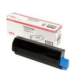 Printer Essentials for Okidata C3200-Black Hi-Yield (MSI) - MSI42804540 Toner