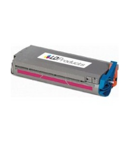 Printer Essentials for Okidata C7100/C7300/C7350/C7500/C7550/Okidata 1235-Magenta (MSI) - P41963002 Toner
