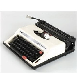 Olivetti MS 25 Plus Typewriter