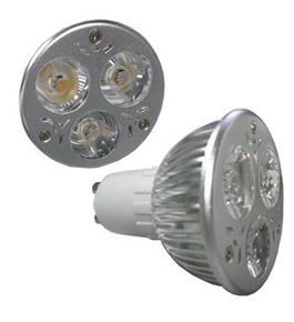 Onite 2 x Dimmable GU10 LED Light Bulbs High Power Spotlight equivalent to 60W Halogen Bulb(AC 110V, 6W, WarmWhite)