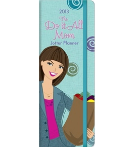 Orange Circle 2013 Jotter Planner, Do It All Mom (31001)