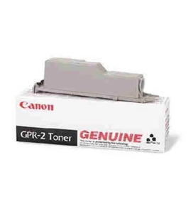 Original Canon GPR-2 (1389A004AA) Black Toner Cartridge - Retail