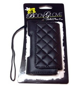 Overstock Bodyglove Quilted Phone Case Perfect for Iphone and Blackberry Devices, Includes Handstrap