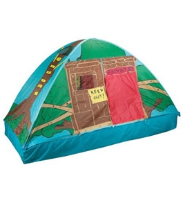 Pacific Play Tents Tree House Bed Tent #19790