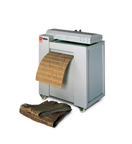 Intimus PacMaster Variable Speed Corrugated Shredder