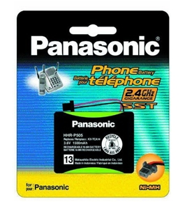 Panasonic HHRP505A NiMH High Quality Rechargeable Battery for Cordless Phones