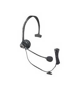 Panasonic KX-TCA60 Hands-Free Headset with Comfort Fit Headband for Use with Cordless Phones