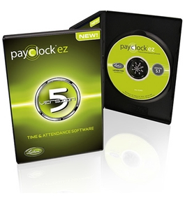 Lathem PayClock EZ Version 5 Software Upgrade