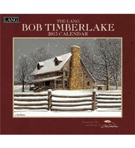Perfect Timing - Lang 2013 Bob Timberlake Wall Calendar (1001557)