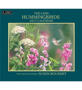 Perfect Timing - Lang 2013 Hummingbirds Wall Calendar (1001578)
