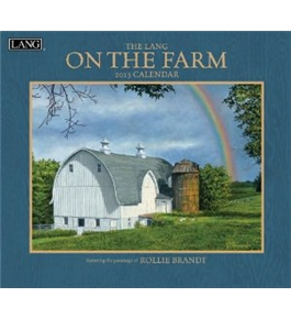 Perfect Timing - Lang 2013 On The Farm Wall Calendar (1001594)