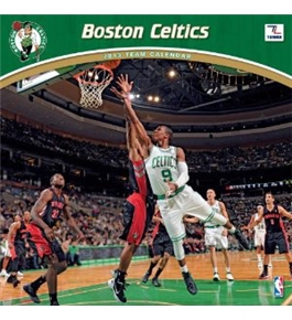 Perfect Timing - Turner 12 X 12 Inches 2013 Boston Celtics Wall Calendar (8011239)