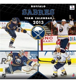 Perfect Timing - Turner 12 X 12 Inches 2013 Buffalo Sabres Wall Calendar (8011302)