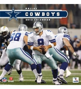 Perfect Timing - Turner 12 X 12 Inches 2013 Dallas Cowboys Wall Calendar (8011276)