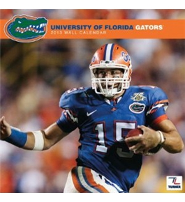 Perfect Timing - Turner 12 X 12 Inches 2013 Florida Gators Wall Calendar (8011173)