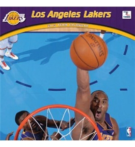 Perfect Timing - Turner 12 X 12 Inches 2013 Los Angeles Lakers Wall Calendar (8011250)