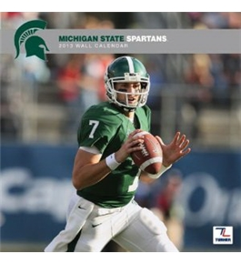 Perfect Timing - Turner 12 X 12 Inches 2013 Michigan State Spartans Wall Calendar (8011203)