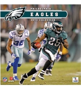 Perfect Timing - Turner 12 X 12 Inches 2013 Philadelphia Eagles Wall Calendar (8011291)