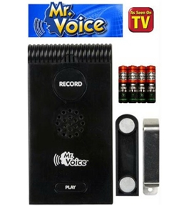 Personal Voice Recorder