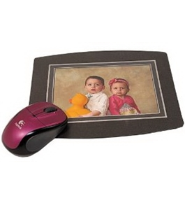 "Photo Mouse Pad Custom 4"" x 6"" Picture Insert"