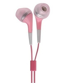Pink Buds Earphones for 3.5mm Devices