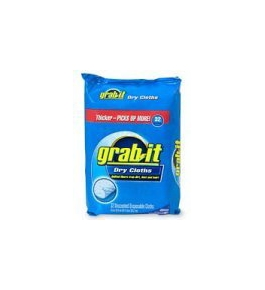 Pledge 32-Count Grab It Cloth (1 Pack)