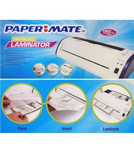 PaperMate PM-400L Laminator Tabloid