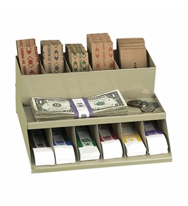 PMC04940 Coin Wrapper and Currency Band Rack