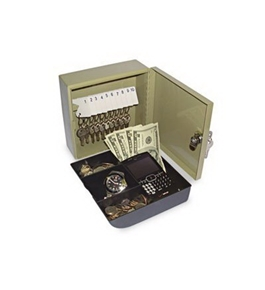 PMC04982 SecurIT Personal 2 In 1 Key Cabiner/Drawer Safe