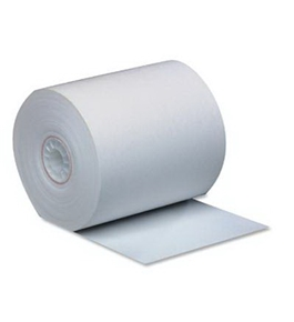 PMC05206 Thermal Register Cash Roll - White
