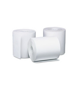 PMC05210 Single-Ply Thermal Cash Register/Pos Rolls, 3-1/8 Inch x 119 Feet