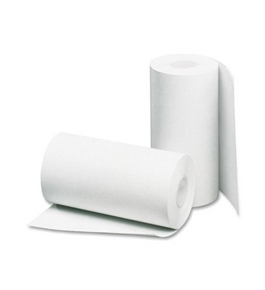 PMC08909 Self-Contained Financial Rolls, One-Ply, 4-1/2 Inch x 90 Feet