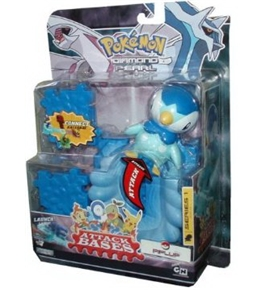 Pokemon Attack Action Bases Piplup Figure