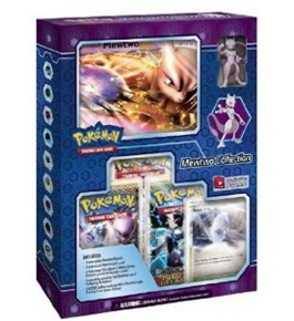 Pokemon Sealed Mewtwo Collection Box Brand New [Toy]
