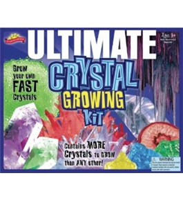 POOF-Slinky 0SA230 Scientific Explorer Ultimate Crystal Growing Kit, 13-Activities (0SA230)