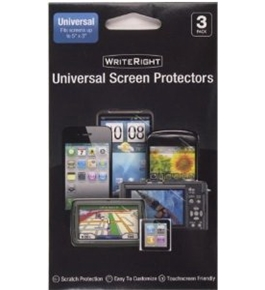 Premium Screen Protector 5 Pack for BLACKBERRY Pearl 8110 Phone from Fellowes