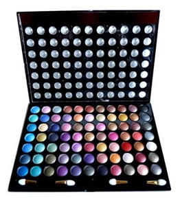 Profound Pearl Eye Shadow Palette 77 Colors # 02