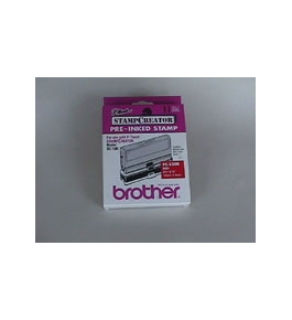 Brother PSS30R Red Size-30 Stamp Creator