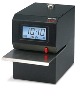 Pyramid Technologies 3000HD Time Recorder