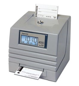 Pyramid Technologies 4000 - Calculating Time Recorder
