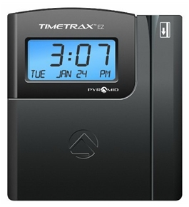 Pyramid TTEZ Automated Swipe Card Time Clock System