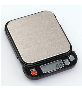 WeighMax Q-500 Pop-out LCD Design Digital Pocket Scale