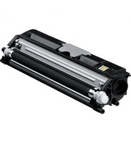 QMS Brand Magicolor 1600 HIGH YIELD BLACK TONER - QMSA0V301F