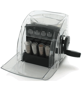 Royal Sovereign QS-1 Manual Coin Sorter