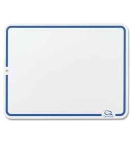 Quartet Education Dry Erase Lap Board with ComforTech Marker, 9 x 12 Inches (B12-900962A)