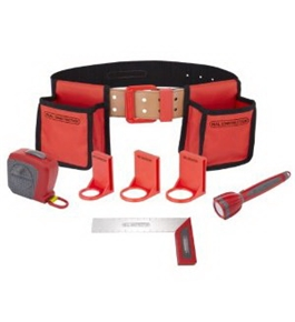 Real Construction Tool Belt Set Accessories